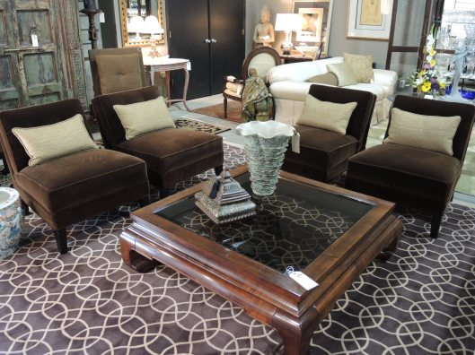Seams to Fit Home Consignment Furniture Designer Showroom Portland