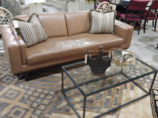 Leather Sofa Seams To Fit Home