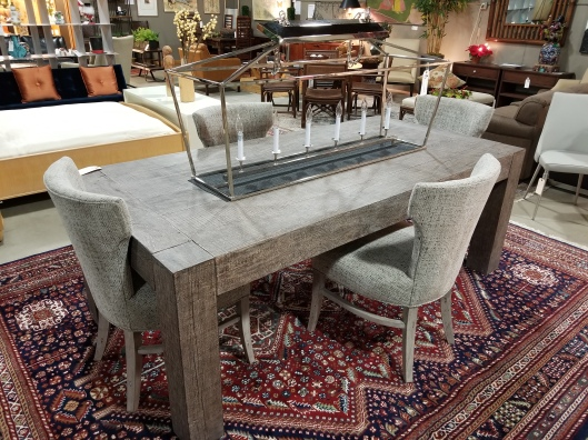 Latest Arrivals Seams To Fit Home Page - Restoration hardware marble dining table